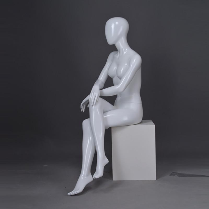 LOF-7 full body skin color female mannequin