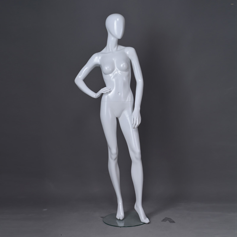 LOF-4A full body make-up female mannequin