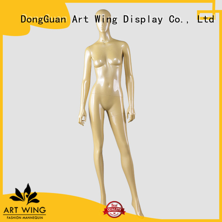 Art Wing clothing beautiful mannequins personalized for supermarket