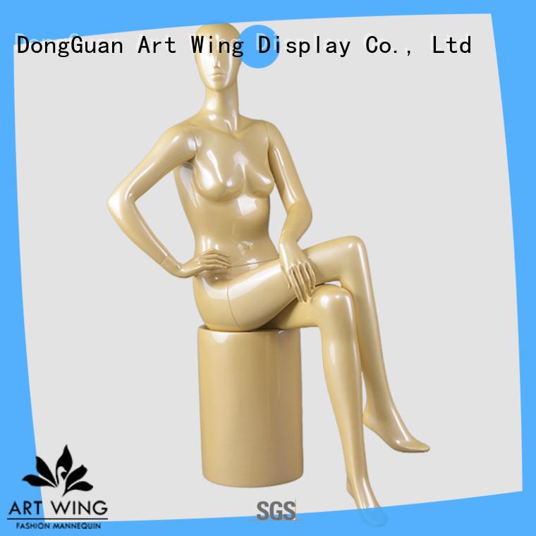 Art Wing model mannequin body supplier for pants