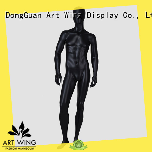 Art Wing stable fashion mannequin personalized for shrit