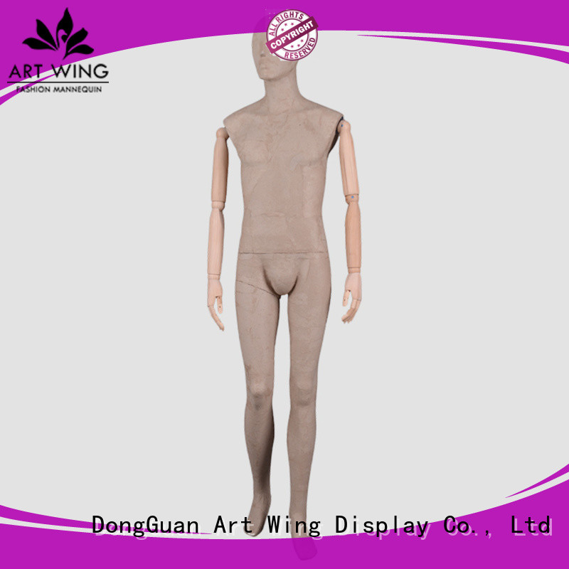 DFM-WPT-C  Male Shop Mannequin male suit mannequin