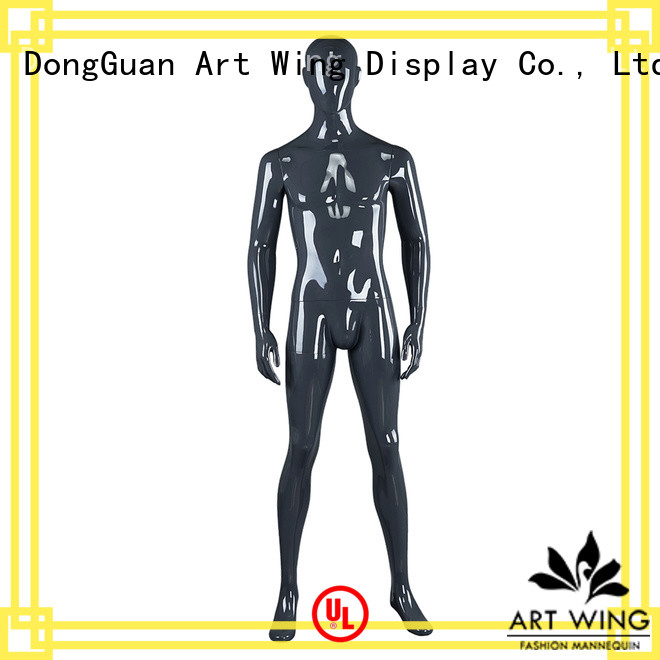 clothing half body mannequin from China for business Art Wing