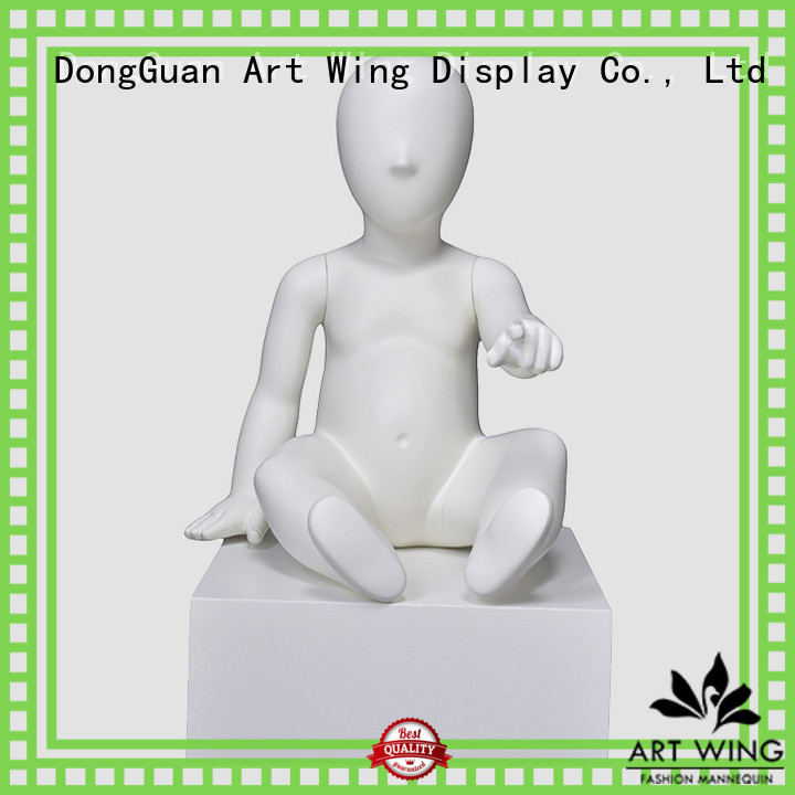 Art Wing store baby dress mannequin inquire now for clothes