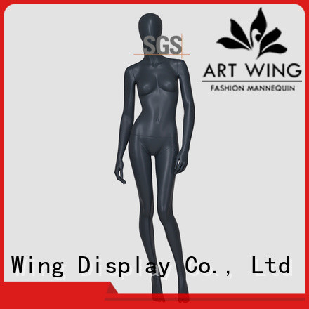 Art Wing store full size female mannequin factory for suit