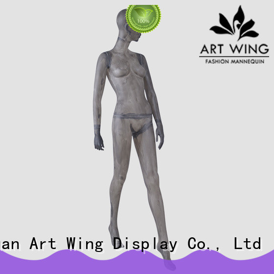 Art Wing practical mannequin plastic directly sale for display