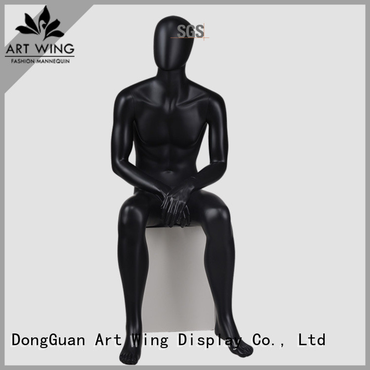 professional gents mannequin faceless wholesale for supermarket