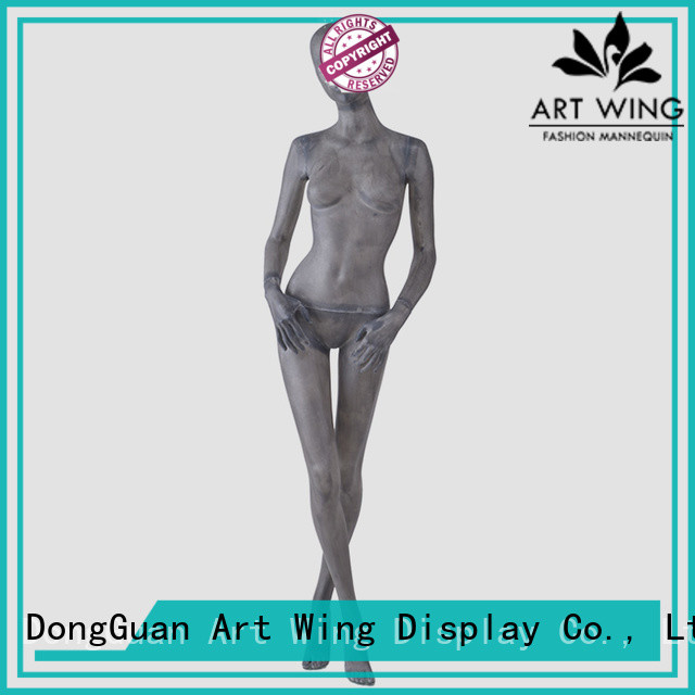 Art Wing quality seated mannequin series for mall