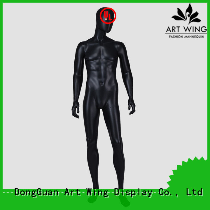 Art Wing dsiaply fabric dress form mannequin supplier for supermarket