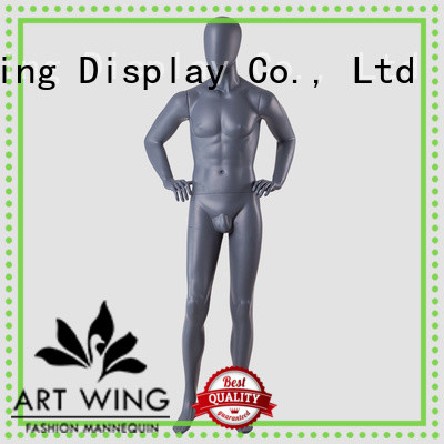 Art Wing durable online mannequin customized for business