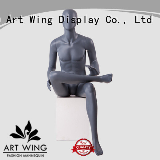 Art Wing quality male mannequins sale manufacturer for business
