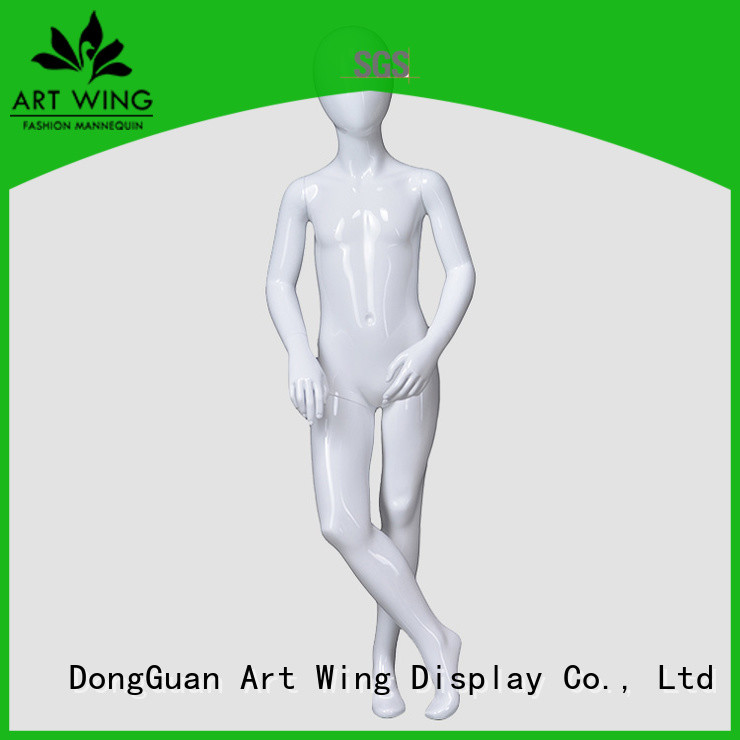 Art Wing popular custom kids mannequin inquire now for store