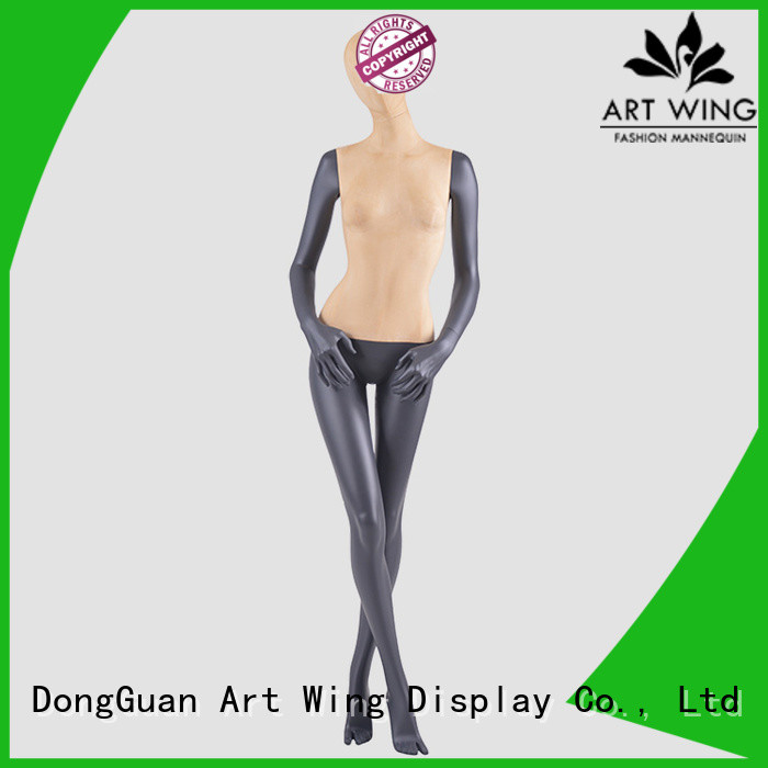 Art Wing torso mannequin on stand with good price for modelling