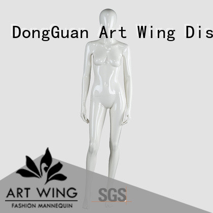 Art Wing standing hot female mannequin factory price for pants