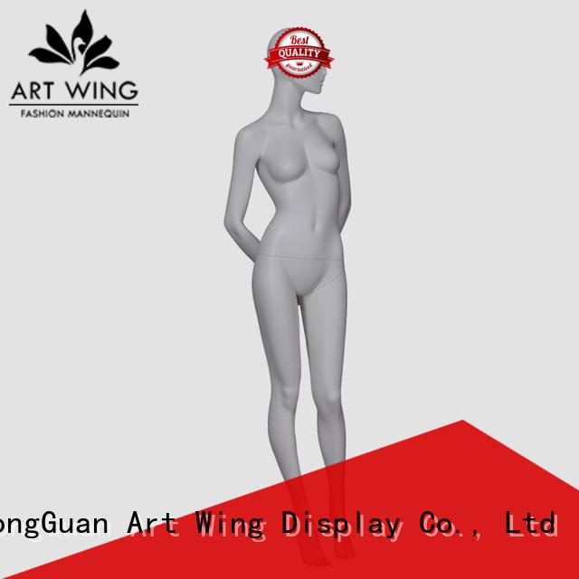 Art Wing elegant designer mannequins factory for modelling