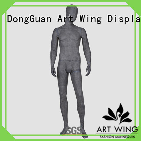 Art Wing professional manequin man personalized for pants