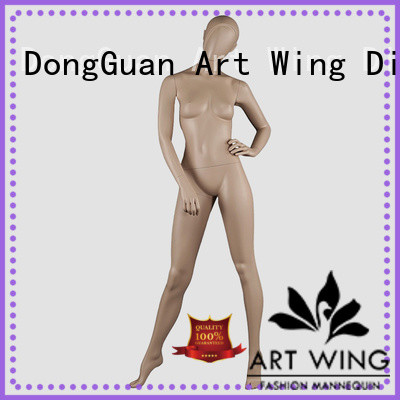 Art Wing durable asian mannequin from China for shop