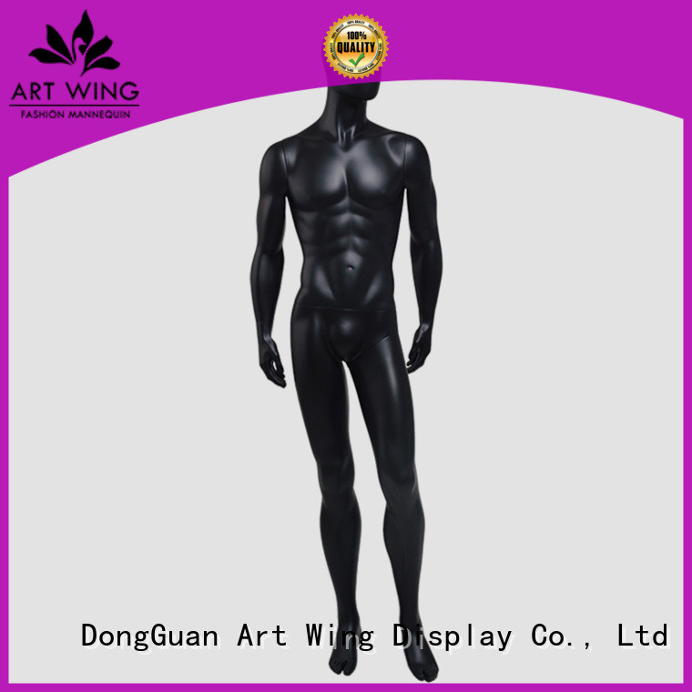 Art Wing excellent male sitting mannequin factory for modelling