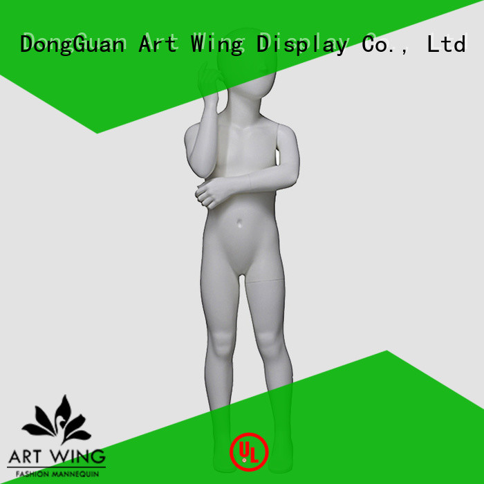 Art Wing cost-effective baby display mannequins inquire now for suit