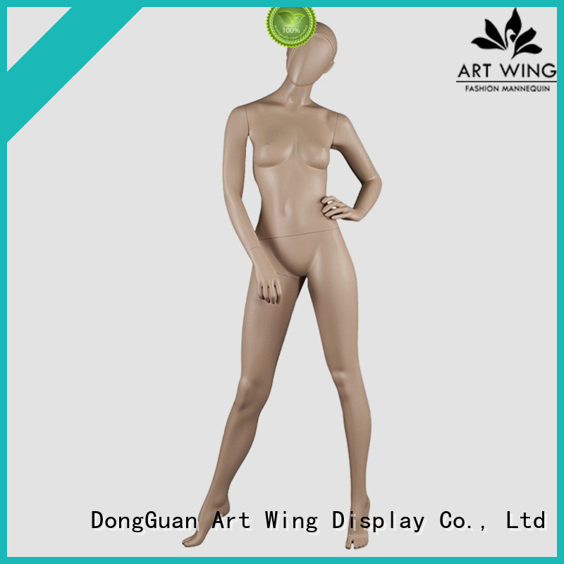 Art Wing women mannequin lady series for shop