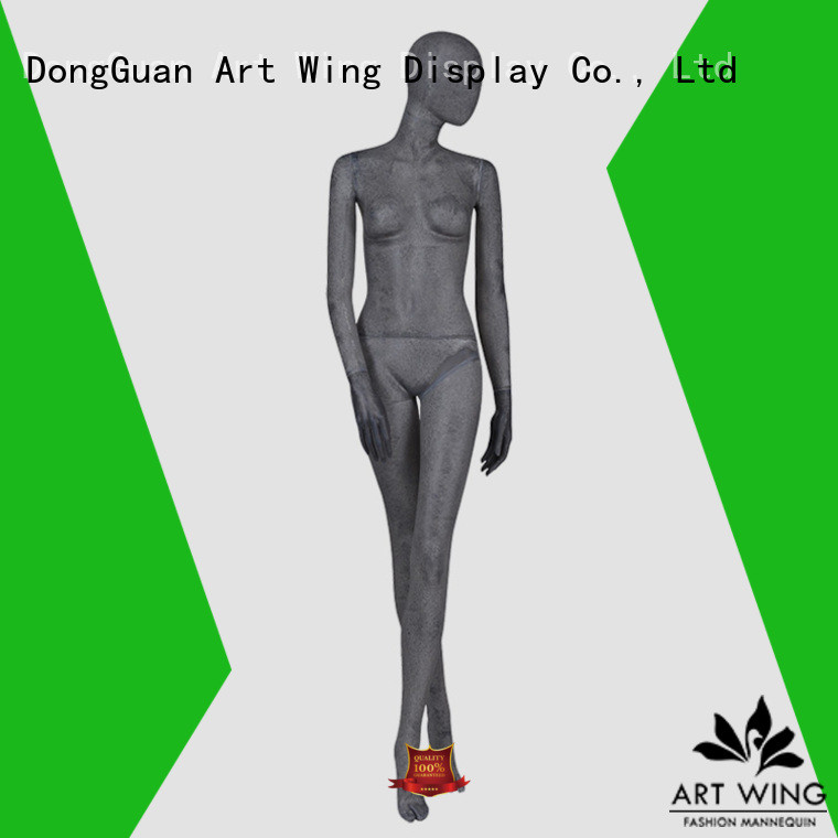 hot selling female abstract mannequin life directly sale for business