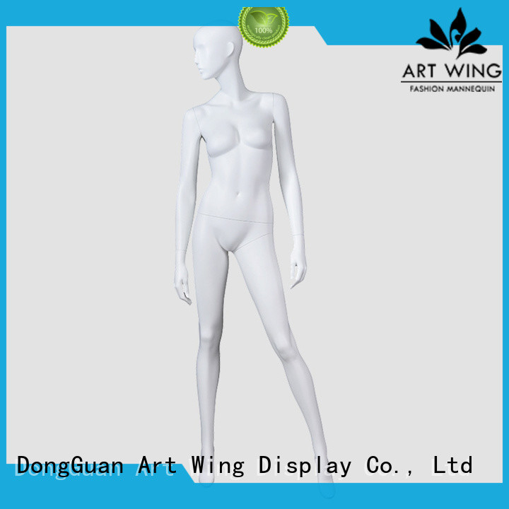 Art Wing professional window display mannequin supplier for cloth shop