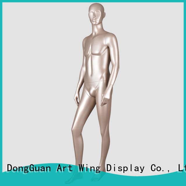 Art Wing manikin large male mannequin directly sale for display