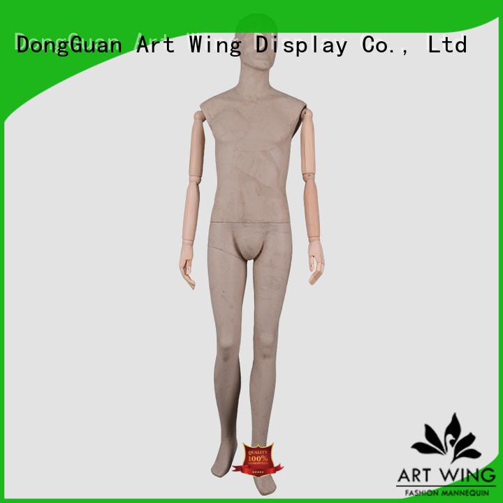 Art Wing suit male shop mannequin inquire now for suit