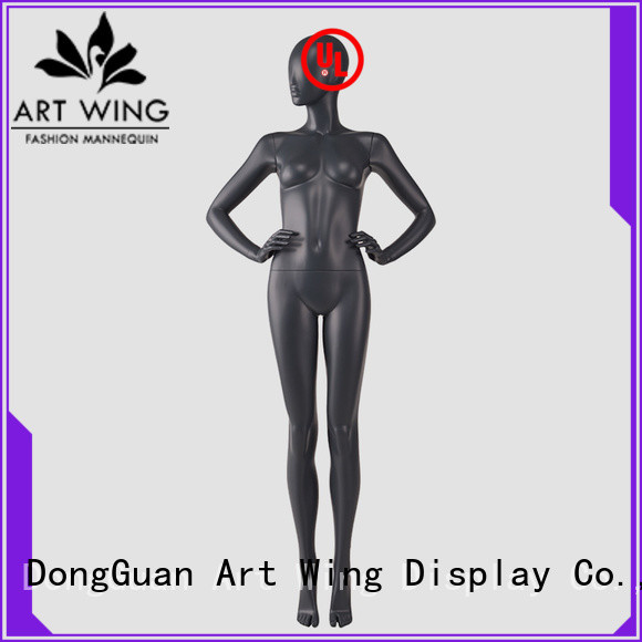 Art Wing durable grey mannequin series for business