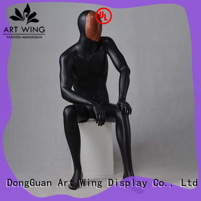 mamnequin mannequin without head mask for pants Art Wing