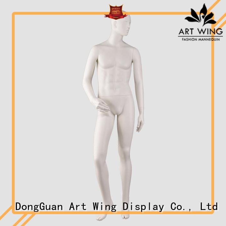 Art Wing professional full body manikin supplier for supermarket
