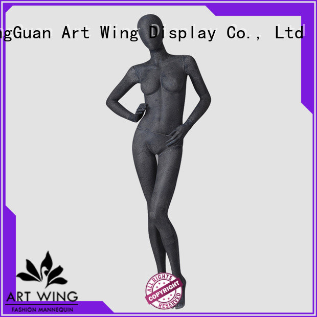 top quality grey female mannequin full with good price for clothes