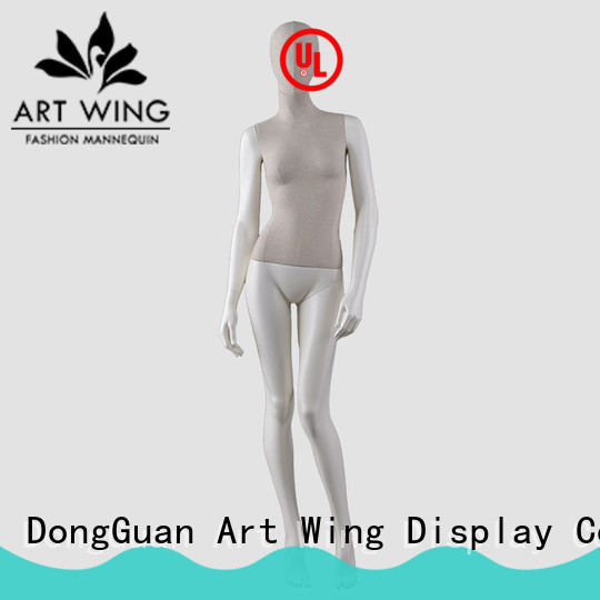 Art Wing popular female half mannequin inquire now for modelling