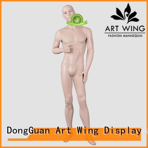 Art Wing body full size mannequin design