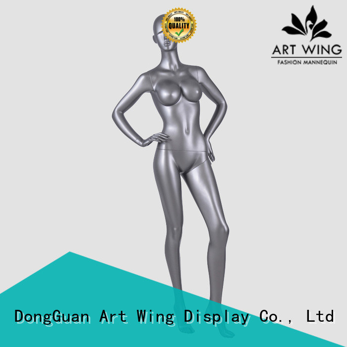 Art Wing cost-effective mannequins for boutique factory for modelling
