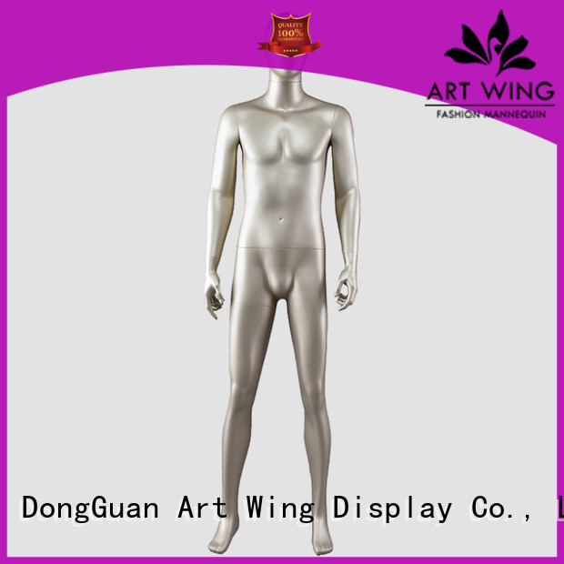 Art Wing aem4 muscle mannequin series for business