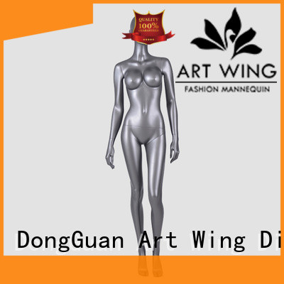 Art Wing affsrud posing mannequin inquire now for store