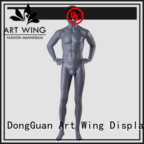 Art Wing practical athletic mannequin directly sale for display