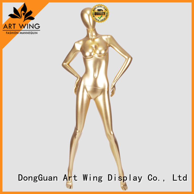 Art Wing stable manikin clothes supplier for shrit