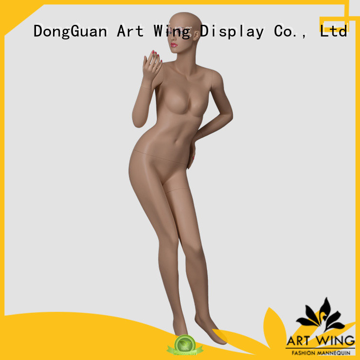 Art Wing durable mannequin abstract customized for shop