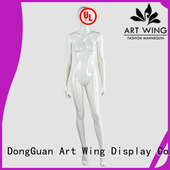 Art Wing sturdy hot female mannequin on for pants