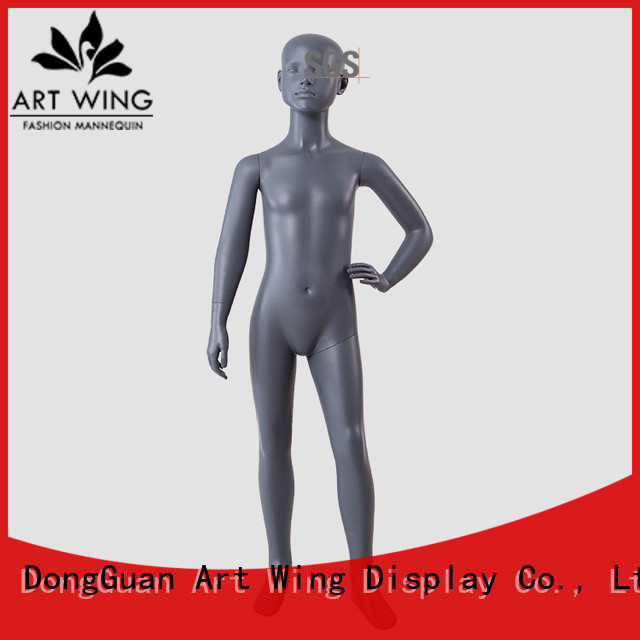 Art Wing children teenage mannequin personalized for shrit