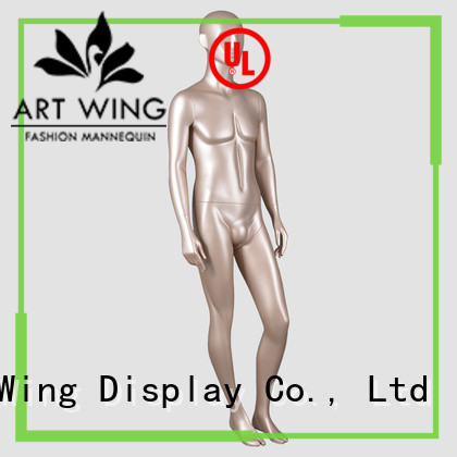 hot selling flexible male mannequin from China for mall