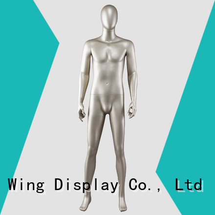 Art Wing reliable muscle mannequin manufacturer for mall
