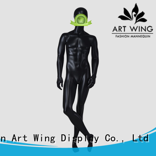 Art Wing customization vintage mannequin torso wholesale for supermarket