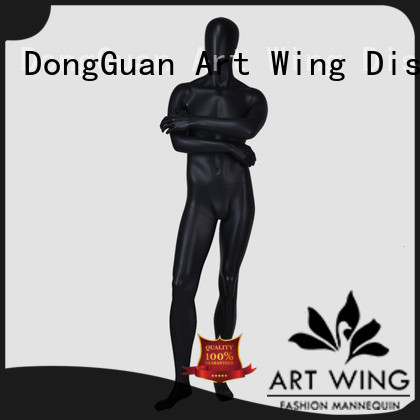 Art Wing quality manequin man wholesale for cloth shop