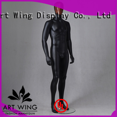 Art Wing professional wooden head mannequin factory price for pants