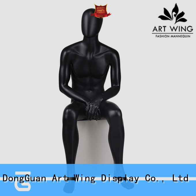 Art Wing stable poseable mannequin wholesale for cloth shop