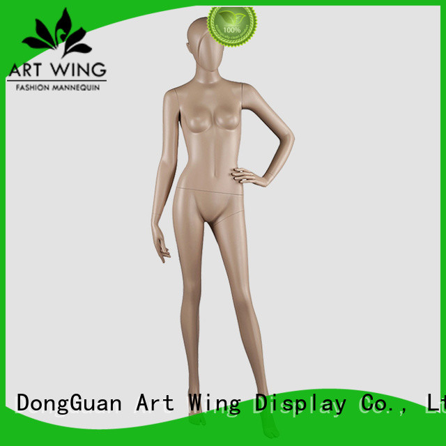 Art Wing full mannequin poses from China for business