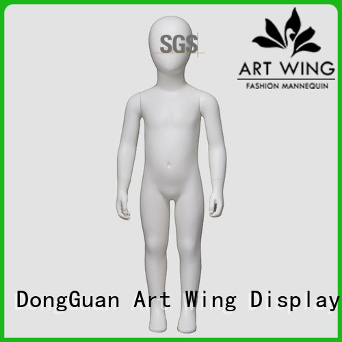 Art Wing popular baby dress mannequin factory for clothes